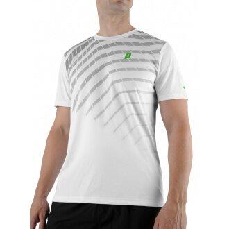 Prince Tshirt Graphic Crew weiss Herren (Größe M+L)