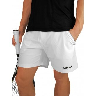 Babolat Short Performance 2013 weiss Herren