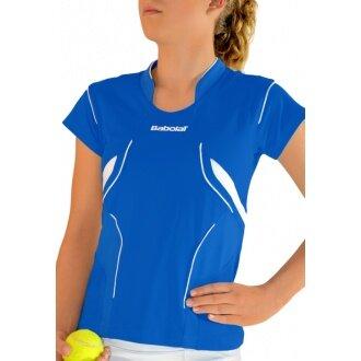 Babolat Shirt Club 2012 blau Girls