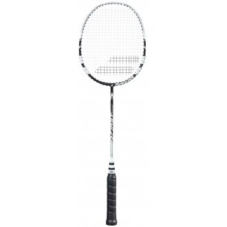 Babolat First Power 2014 grau Badmintonschläger