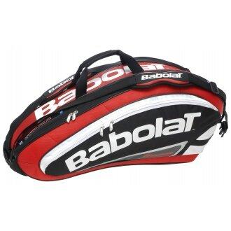 Babolat Racketbag Pro Team 2012 rot 9er