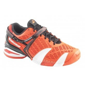 Babolat Propulse 4 Allcourt orange Tennisschuhe Herren (Gr��e 48)