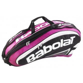 Babolat Racketbag Pro Team 2015 rose 9er