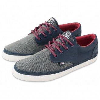 Djinns Nice Heavy Oxford navy Sneaker Herren