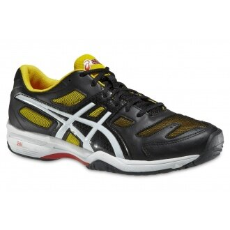 Asics Gel Solution Slam 2 schwarz Tennisschuhe Herren