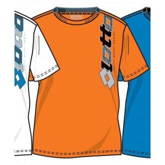 Lotto Tshirt Gilles orange Herren