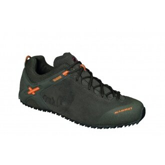 Mammut Needle bark/sienna Outdoorschuhe Herren