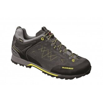 Mammut Ridge Low GTX graphite/vibrant Outdoorschuhe Herren