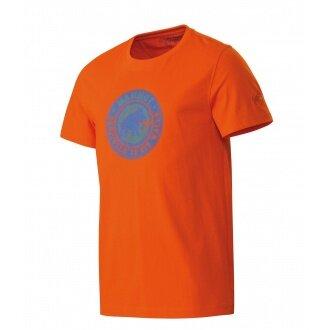 Mammut Tshirt Vintage 2014 orange Herren