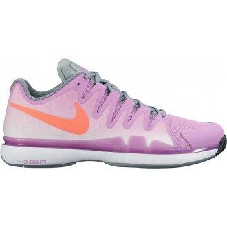 Nike Zoom Vapor 9.5 Tour 2015 violett/grau Tennisschuhe Damen (Größe 40)