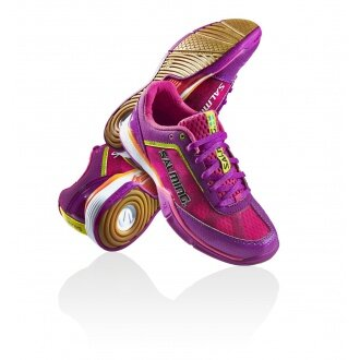 Salming Viper 2.0 2015 pink/purple Indoorschuhe Damen