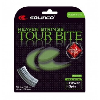 Solinco Tour Bite Diamond Rough Tennissaite