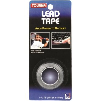 Tourna Bleiband Lead Tape silber (20 Gramm)
