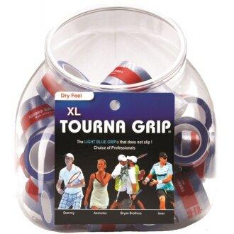 Tourna Grip XL Overgrip 36er Box blau