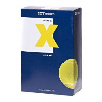 Tretorn Micro X Trainingsb�lle gelb 6er