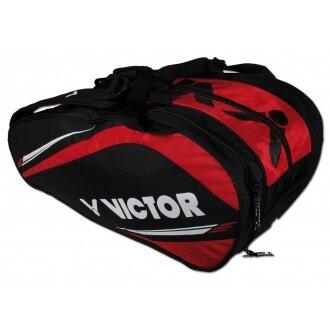Victor Racketbag 9035 rot/schwarz 16er
