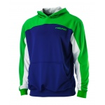 Head Hoody Cortex blau/lime Boys