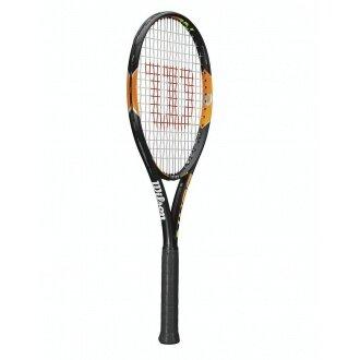 Wilson Burn 100 2015 Tennisschläger - besaitet -