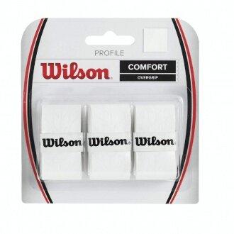 Wilson Profile Overgrip 3er weiss