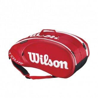 Wilson Racketbag Tour Molded 2.0 2015 rot 9er