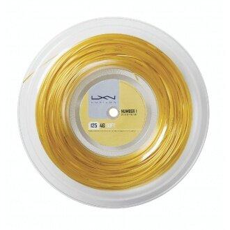 Luxilon 4G Soft 1.25 gelb 200 Meter Rolle
