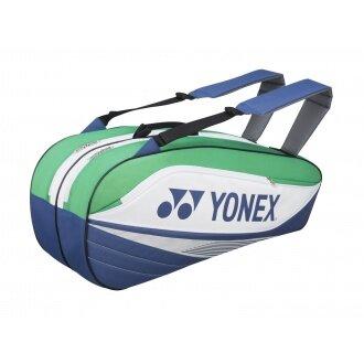 Yonex Racketbag Tournament Basic 2015 weiss/blau/gr�n 6er