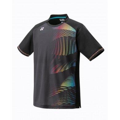Yonex Tshirt Premium 2016 schwarz Herren