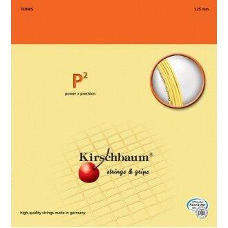 Kirschbaum P2 gelb Tennissaite