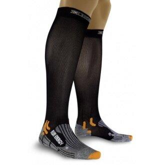 X-Socks Laufsocke Run Energizer schwarz Herren