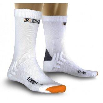 X-Socks Tennissocke weiss Herren