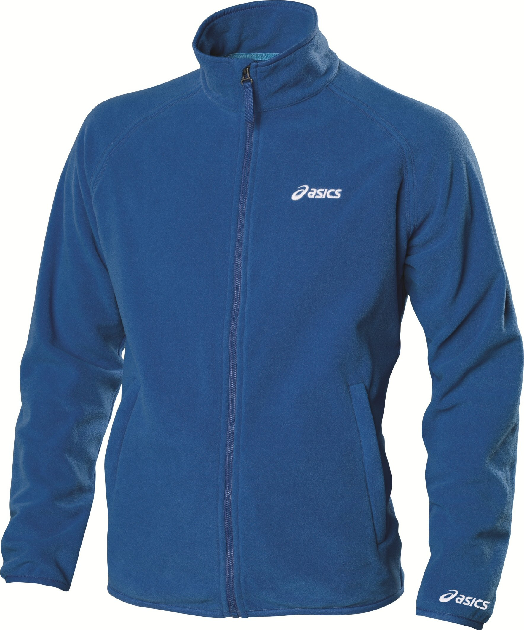 Jacke polar fleece blau