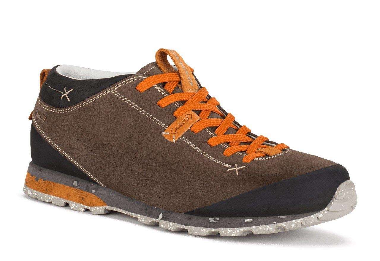 AKU Bellamont Suede Gtx® Braun, Damen Gore-Tex® EU 41 - Farbe Beige-Orange Damen Gore-Tex® Beige - Orange, Größe 41 - Braun