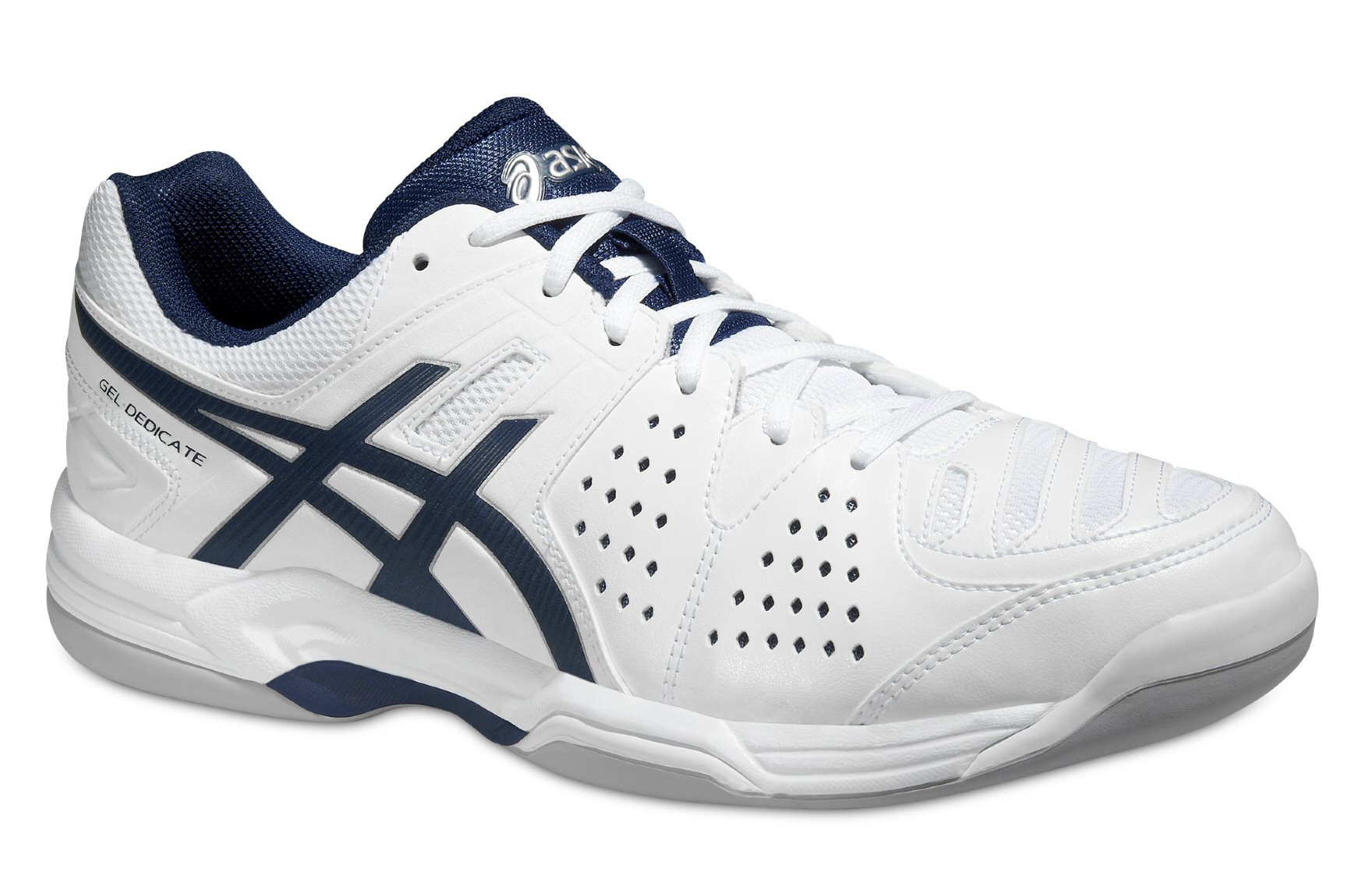 asics gel dedicate 4 indoor herren preisvergleich tennisschuh g nstig kaufen bei. Black Bedroom Furniture Sets. Home Design Ideas