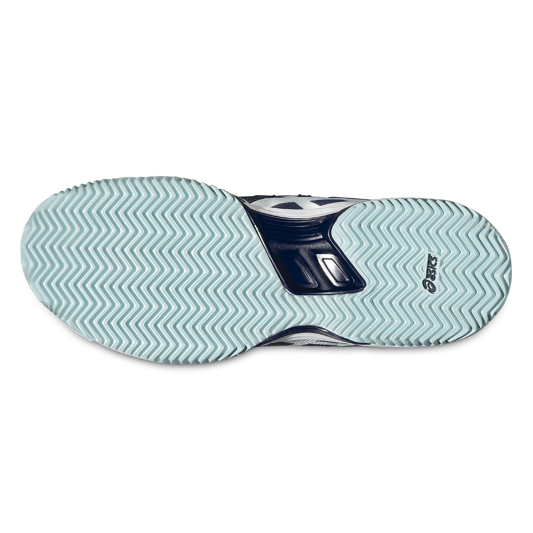 Asics Gel Dedicate 4 Clay indigo Tennisschuhe Damen