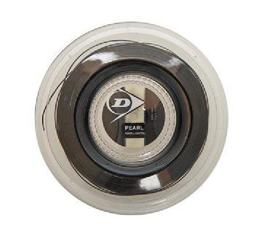 Dunlop Pearl schwarz 200 Meter Rolle