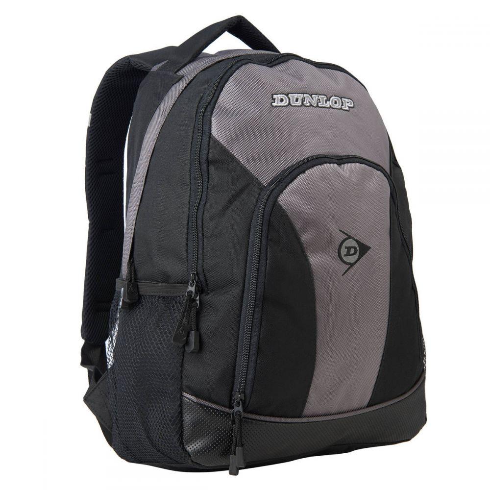 Dunlop Rucksack Basic schwarz/anthrazit