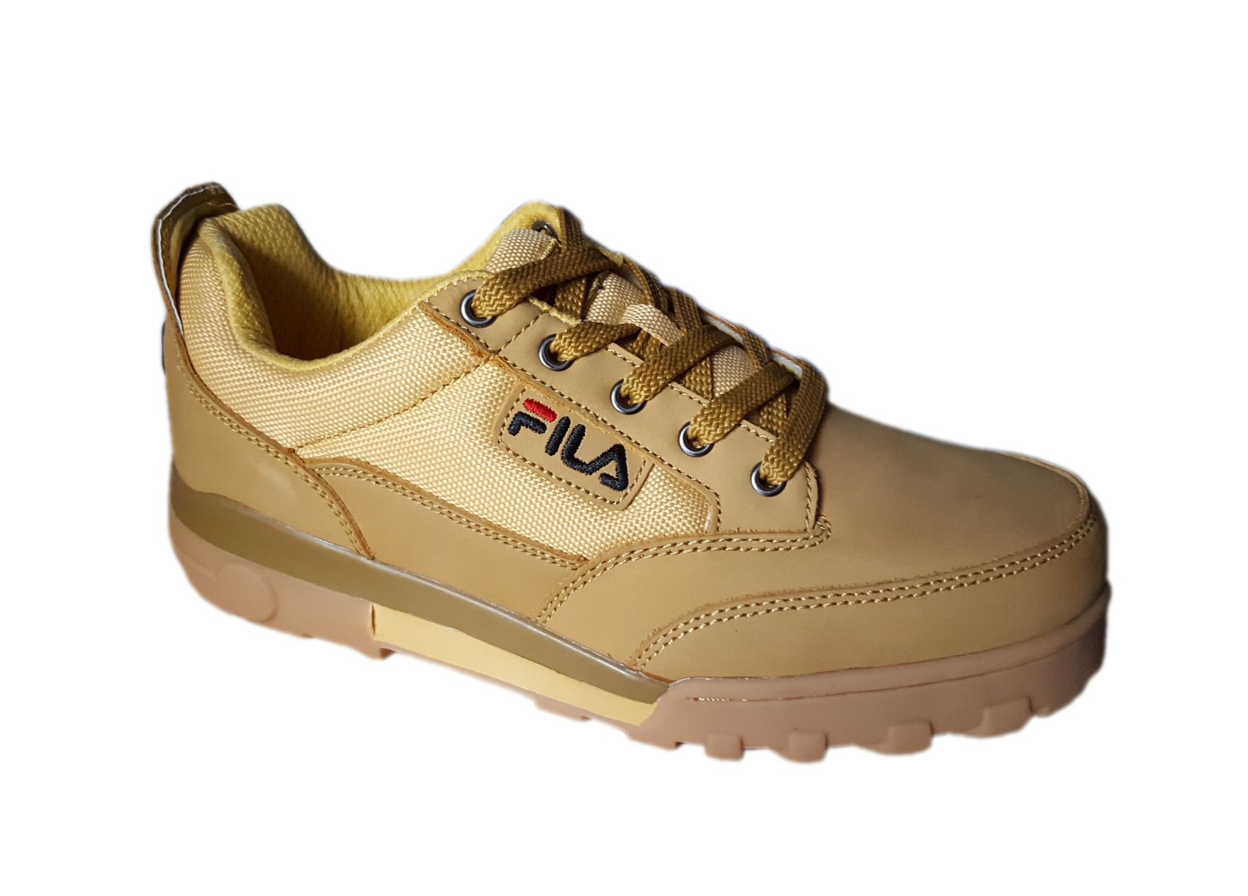 fila schuhe grunge low beige. Black Bedroom Furniture Sets. Home Design Ideas