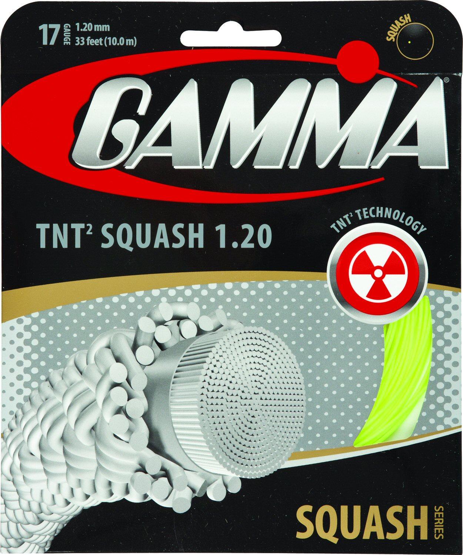Gamma TNT˛ gelb Squashsaite