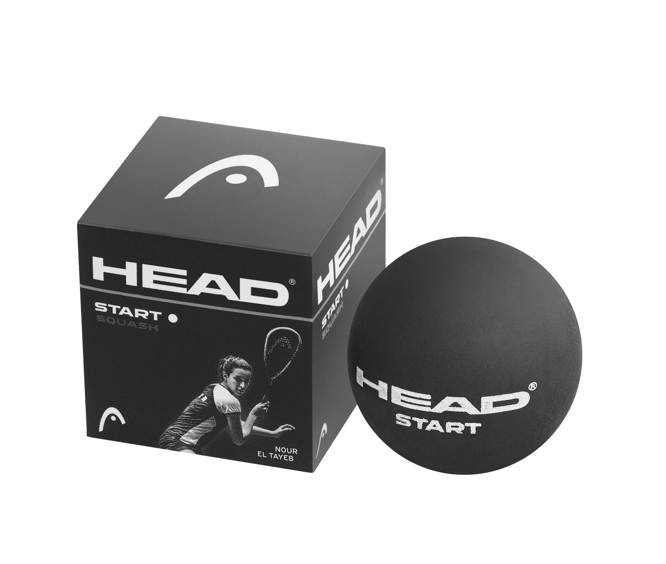 Head Squashball Start (SWD) 1er