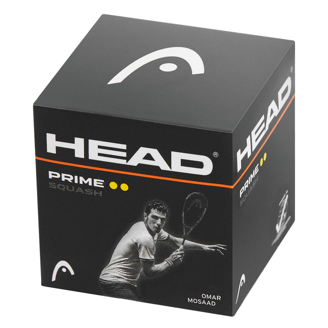 Head Squashball Prime (2 Punkt) 1er