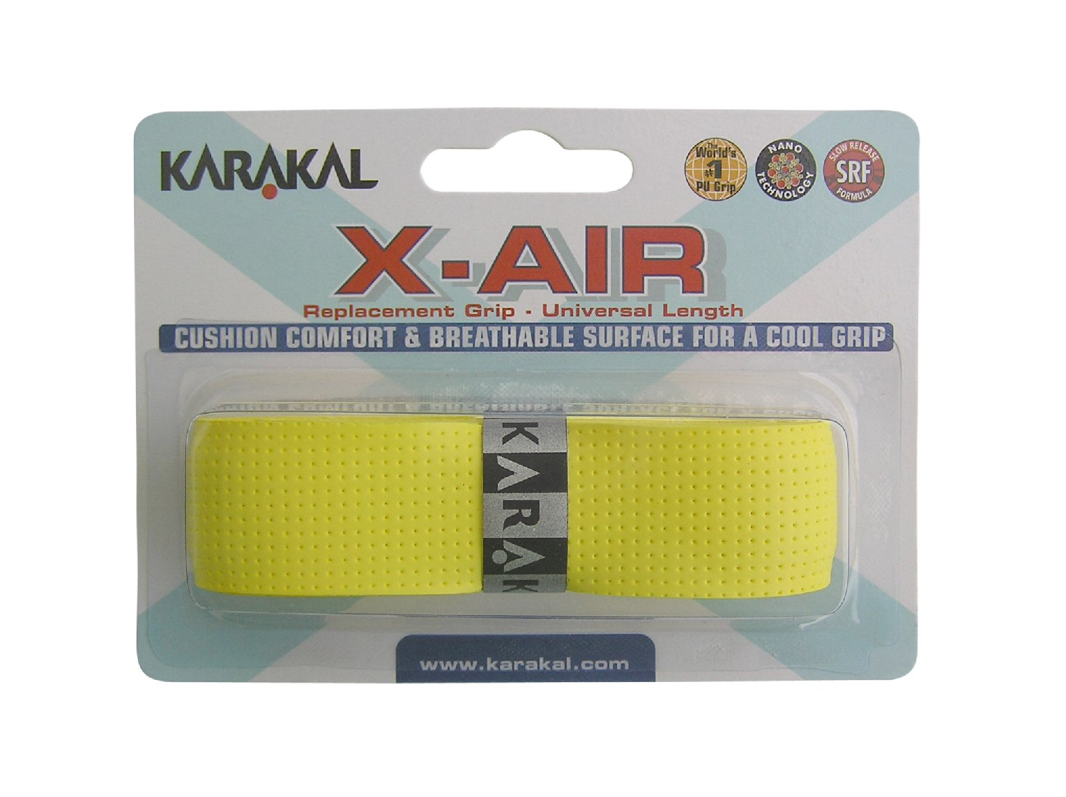 Karakal X Air Basisband gelb