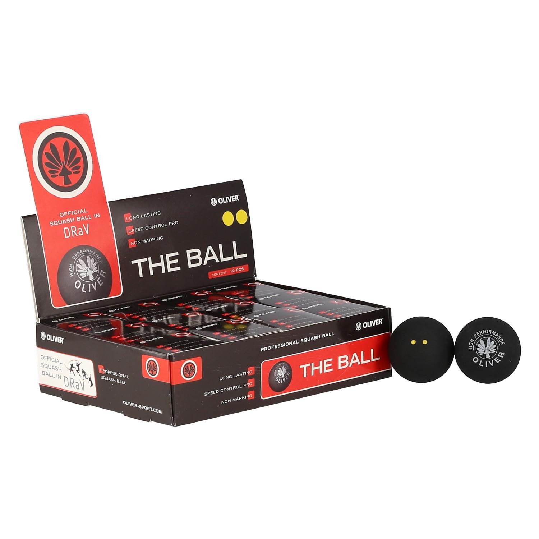 Oliver Squashball (2 Punkt) 12er Box