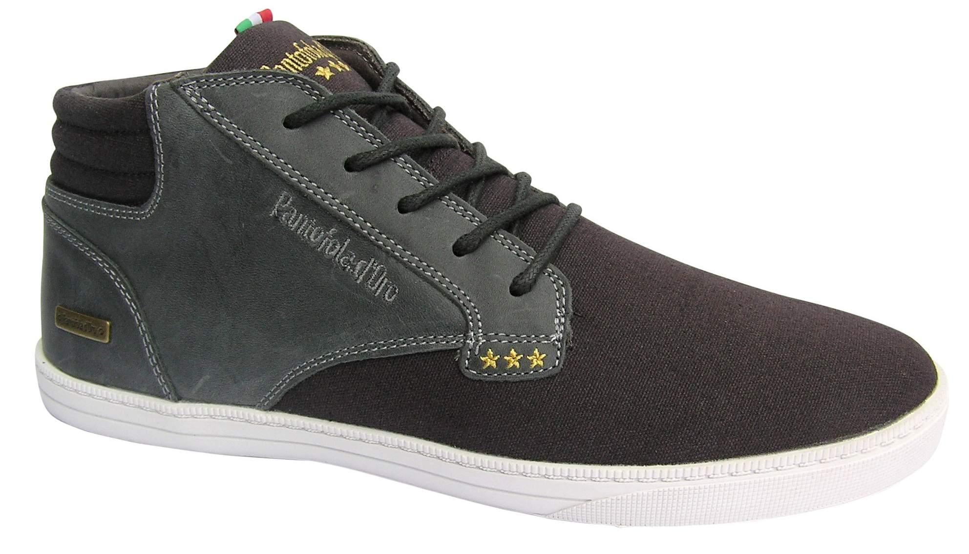 Pantofola d'Oro Prato Mid anthracit Sneaker Herren SvuUVA7A