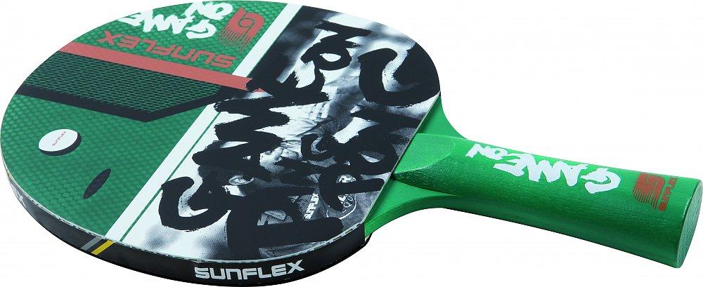 Sunflex Tischtennisschläger Game On