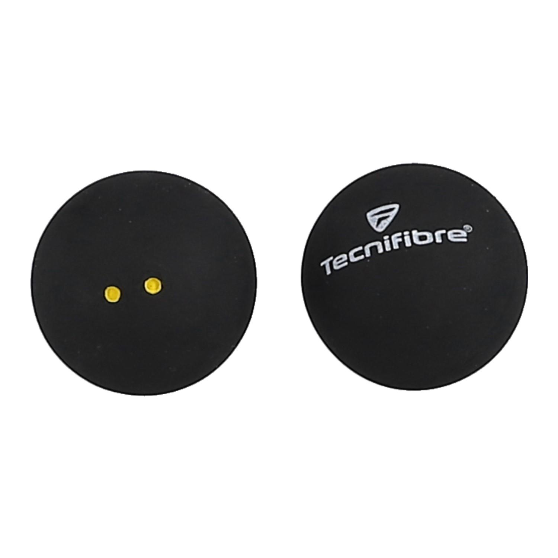 Tecnifibre Squashball (2 Punkt) einzeln