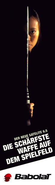 Der neue Satelite 6.5 - Die sch�rfste Waffe auf dem Spielfeld - JETZT HIER BESTELLEN
