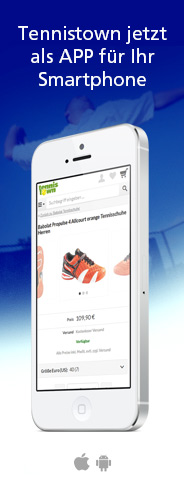 Tennistown jetzt auf Ihrem Smartphone - Jetzt kostenlos runterladen!