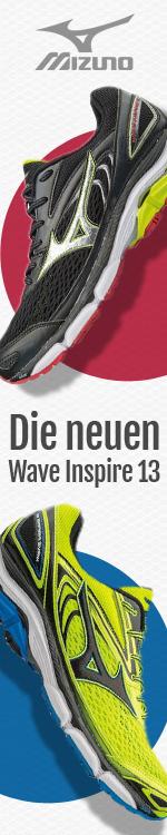 Mizuno Wave Inspire 13 2017