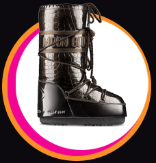 Moonboots Crocodile Modelinie