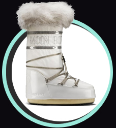 Moonboots Glamour Modelinie